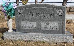 Friend Elmer Johnson