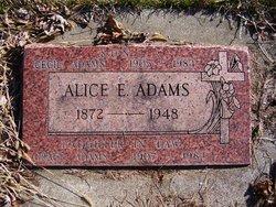 Alice Ellen Simpson-Adams