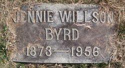 Jennie <i>Willson</i> Byrd