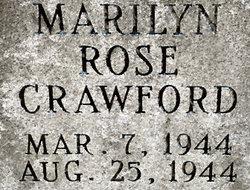 Marilyn Rose Crawford