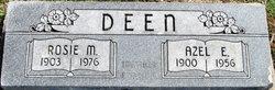 Azel Eugene Deen