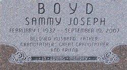 Sammy Joseph Boyd