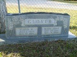 Mary Jane <i>Harrington</i> Glover