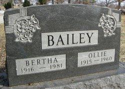 Bertha Bailey