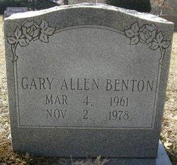 Gary Allen Benton
