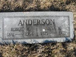 Robert Moor Anderson