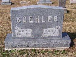 Carl Johannes Charley Koehler