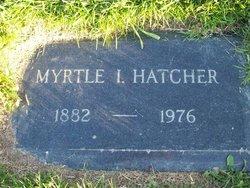Myrtle Isabel <i>Smith</i> Hatcher