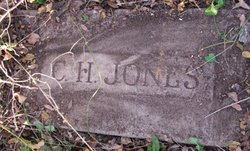 Charles H Jones