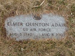 Elmer Quinton Adair
