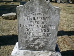 Bettie Frances Campbell