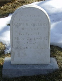 Samuel Addison Sellers