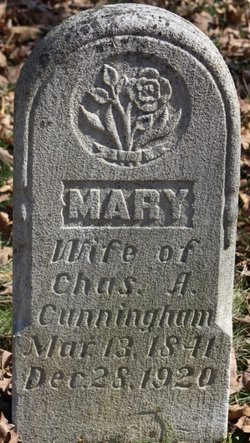 Mary Jane <i>Cronin</i> Cunningham
