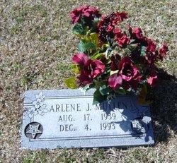 Arlene <i>Jordan</i> Mullen