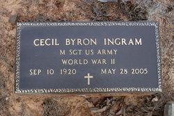 Cecil Byron Ingram