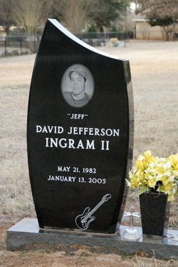David Jefferson Jeff Ingram, II