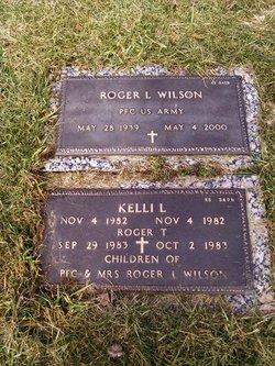 PFC Roger Lee Wilson, Sr