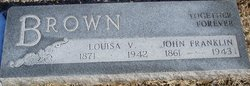 John Franklin Brown
