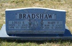 Mary Frances <i>Stricker</i> Bradshaw
