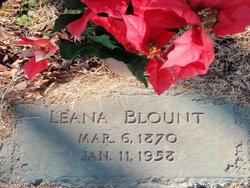 Martha Leana <i>Creek</i> Blount