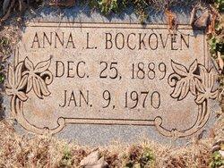 Anna L. Bockoven