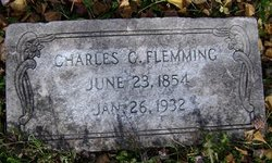 Charles Clinton Charlie Flemming