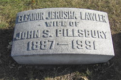Eleanor Jerusha <i>Lawler</i> Pillsbury