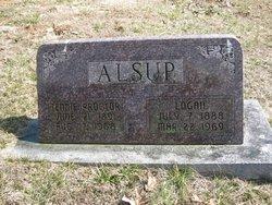 John A. Logan Alsup