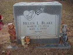 Helen L Blake