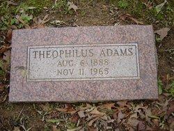 Theophilus Adams