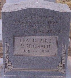 Lea Claire McDonald