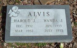 Harold J Alvis