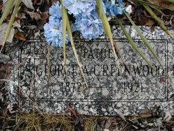 George Amos Dane Greenwood