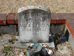 Alice Lenore <i>Strickland</i> Green