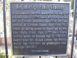 Ogle Family Cemetery