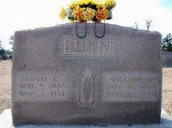 William H Dunn