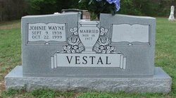 Johnie Wayne Vestal