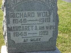 Margaret A <i>Croyle</i> Wolf