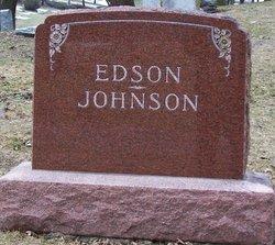 Emma Albertina <i>Johnson</i> Edson