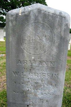 Ary Ann <i>Brim</i> Griffin