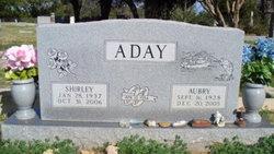 Shirley Ann <i>Edwards</i> Aday