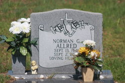 Norman Gene Alred