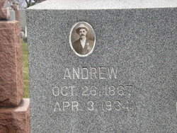 Andrea Andrew Stacey