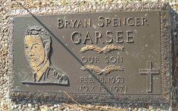 Bryan Spencer Garsee