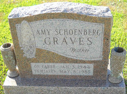 Amy <i>Schoenberg</i> Graves