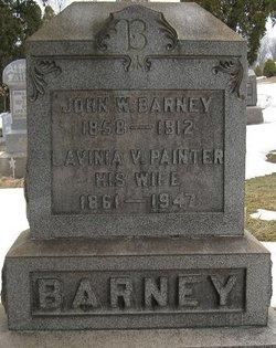 Jonathan Woolslair Barney