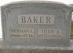 Matilda N <i>Beckett</i> Baker