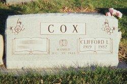 Clifford Lee Cox