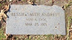 Bessie Belle <i>Smith</i> Andrews