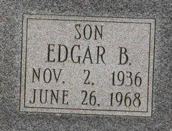 Edgar B LaMear